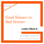 Good Science vs. Bad Science