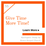 Give Time more Time - Learn more