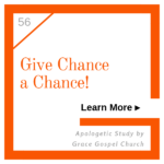 Give Chance a Chance. Learn more