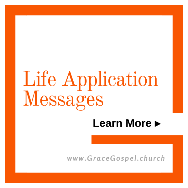 Life Application Messages. Learn more.